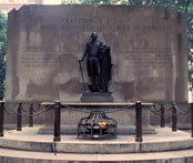 Photo of The Tomb of the Unknown Soldier of the American Revolution