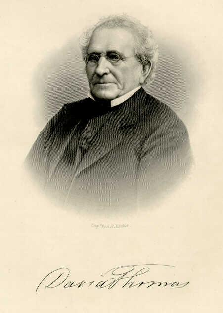 Image of David Thomas, head and shoulders.