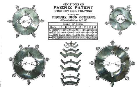Detail view of patent.
