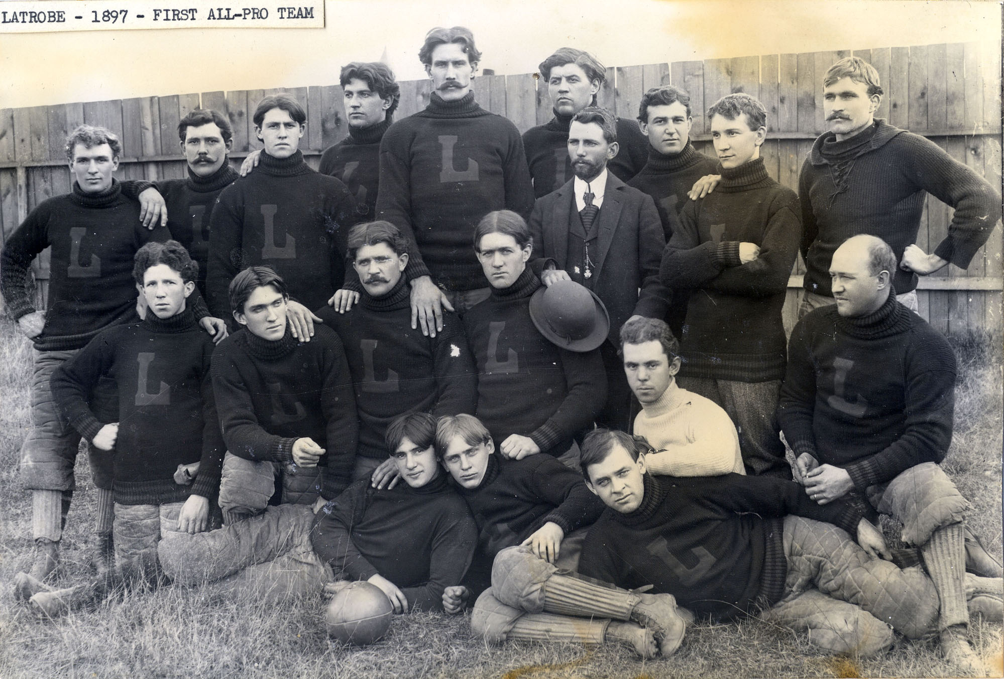 First All Professional Football Team