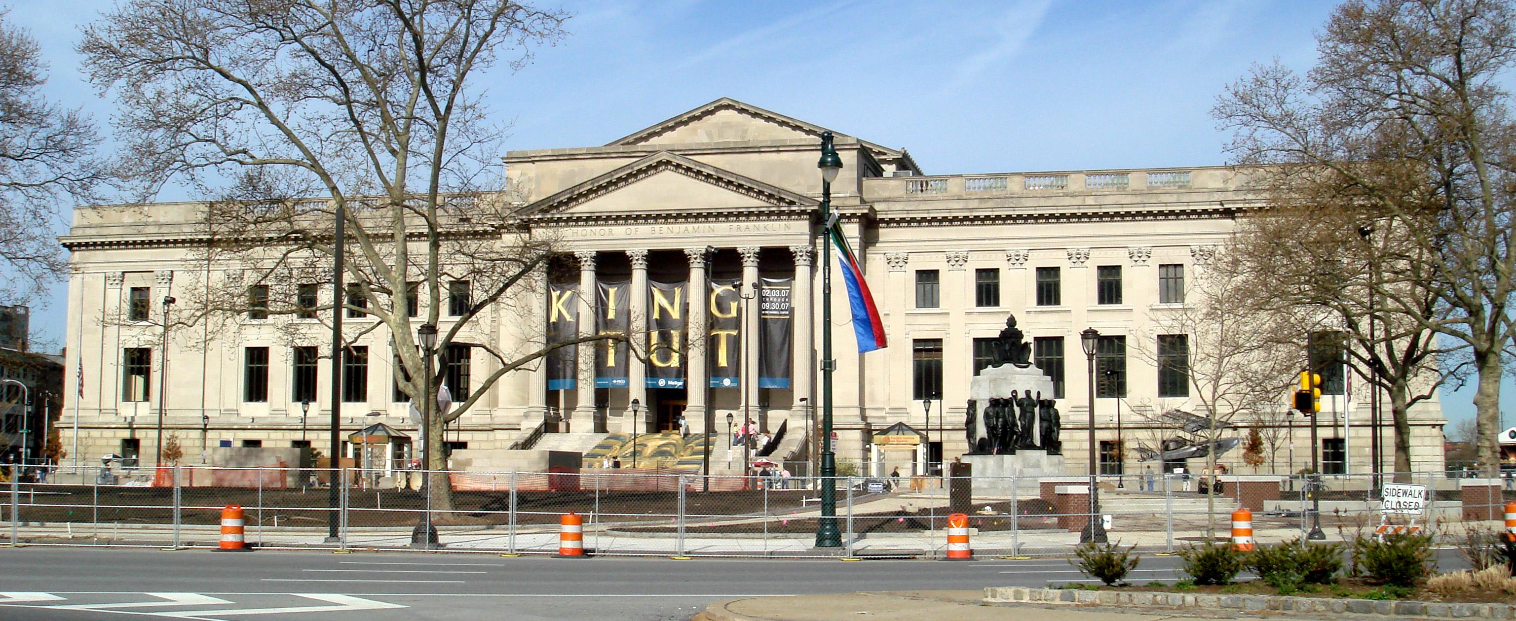 Natural History Museum Philadelphia Pennsylvania