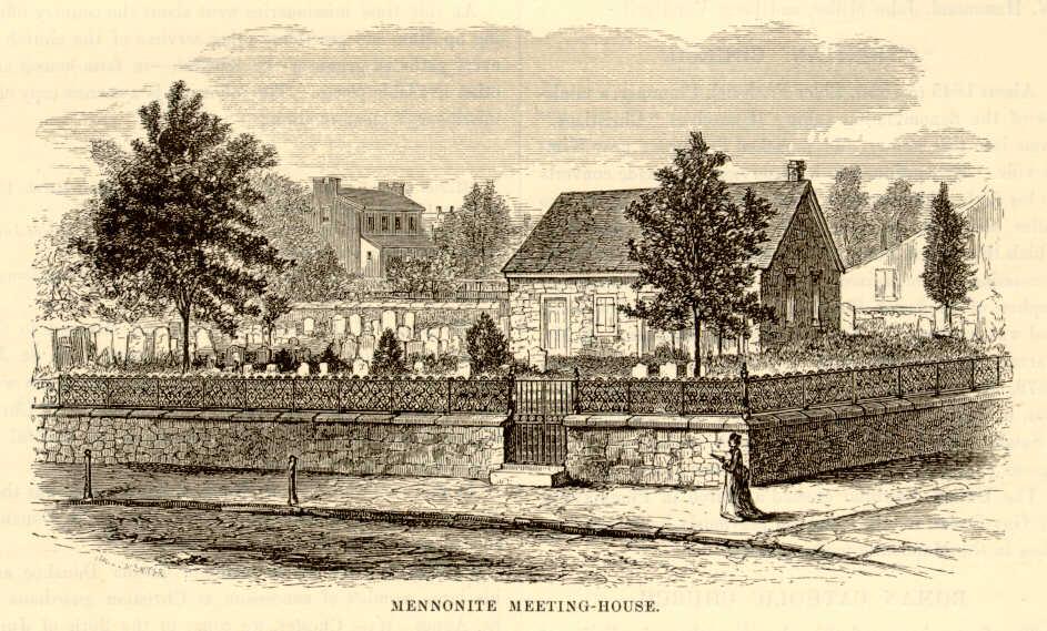 Philadelphia in the past, History of Philadelphia