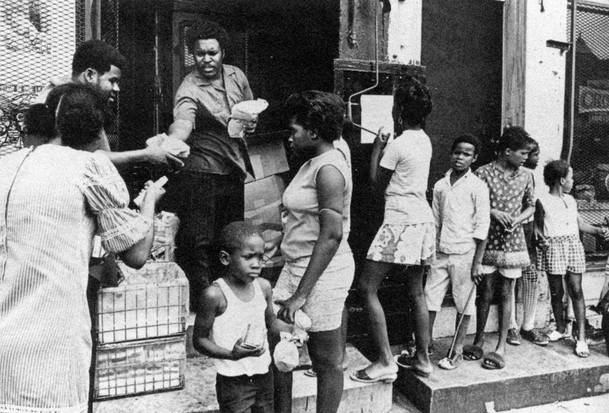 the origin and history of the black panther party A short history of the black liberation army in the late 1960s in new york city, sekou odinga was part of a small cadre of black nationalists who broke from the black panther party to form the black liberation army, whose stated goal was to take up arms for the liberation and self-determination of black people in the united states.