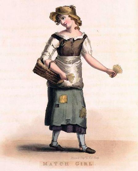 ExplorePAHistory.com - Image  Ragged Clothes