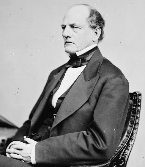 Image of Judge Woodward seated