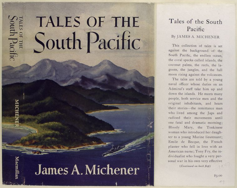 ExplorePAHistorycom Image - Tales of the south pacific