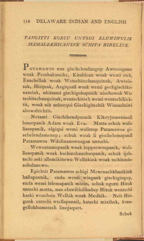 Right page