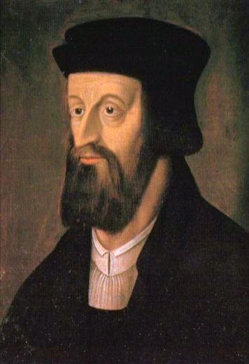 Portrait facing left
