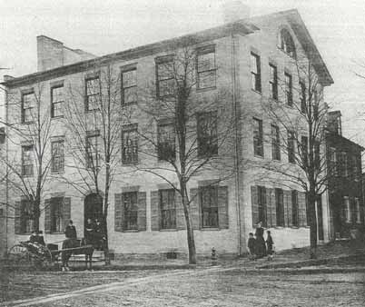 Lincoln stayed in the Wills House in Gettysburg the night before the dedication ceremony. David Wills, a highly respected member of the community, had been appointed by Governor Andrew Curtin to oversee the creation and dedication of the National Ceremony.