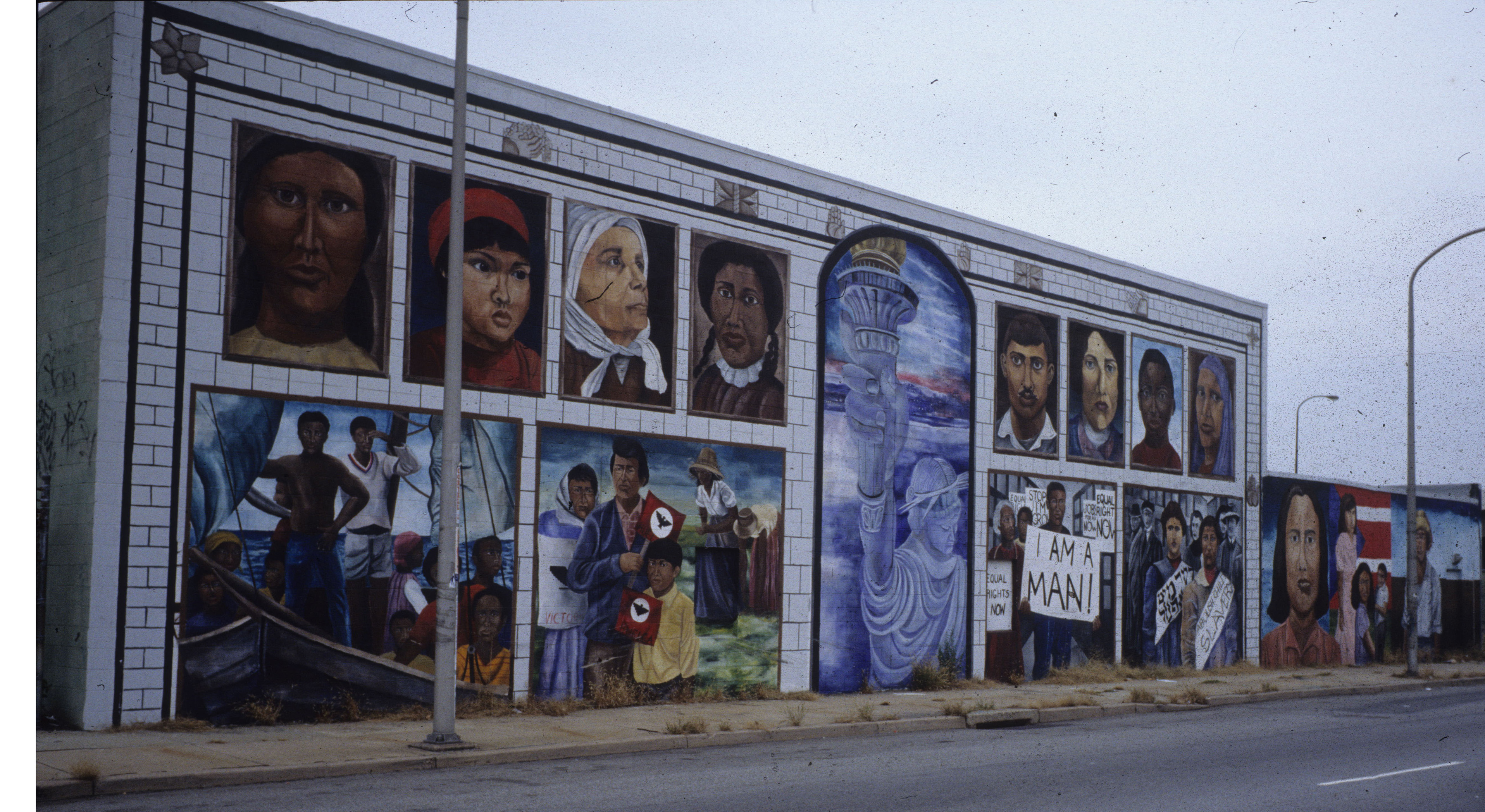 Image for City of philadelphia mural arts program