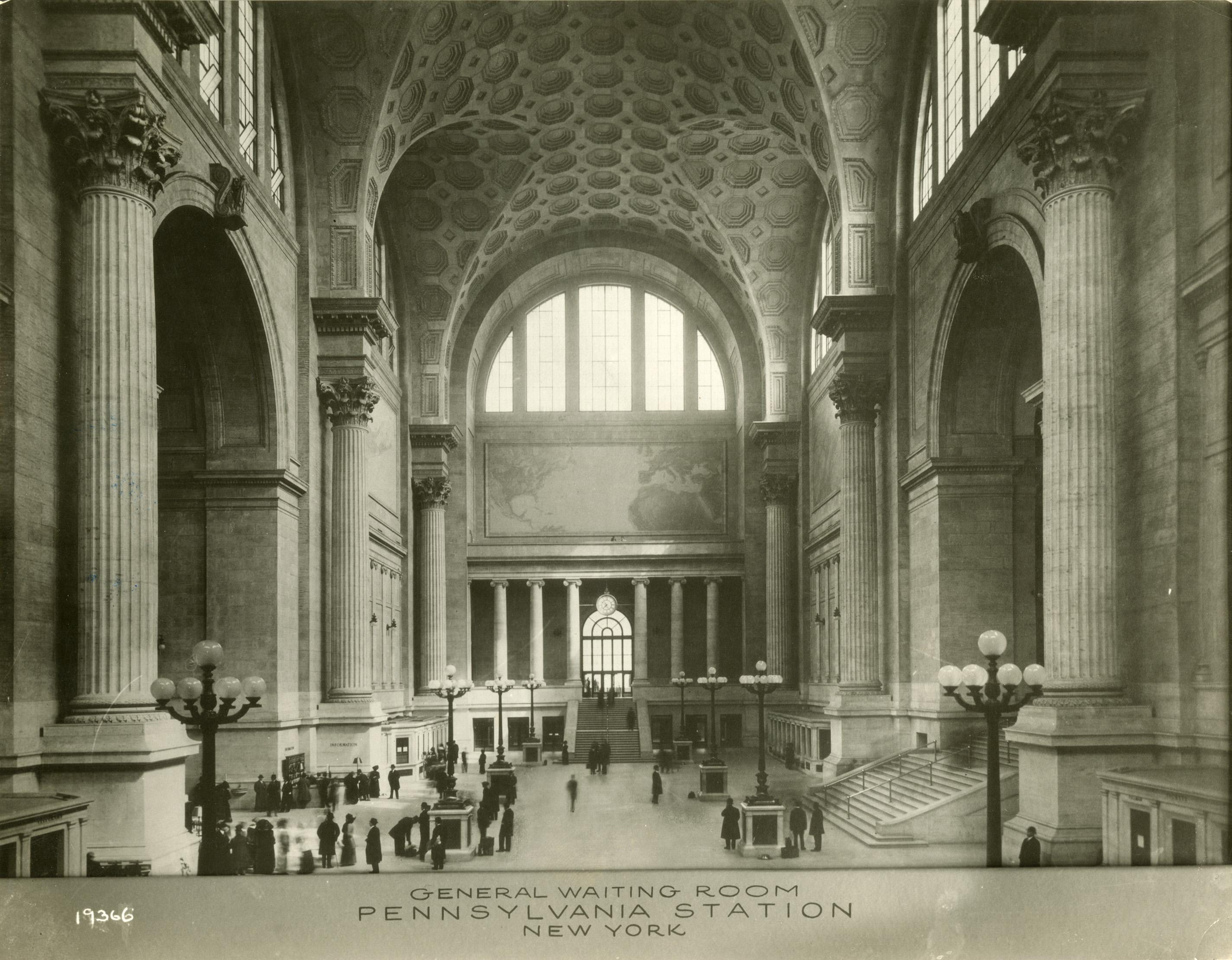 Penn Station Nyc Map Inside.Explorepahistory Com Image