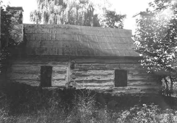 The log cabin, commonly considered a uniquely American form of housing, is actually Scandinavian in design and origin. The Lower Swedish Cabin, shown here, was built by Swedish colonists around 1640 and is still standing today.