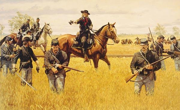 the 6th michigan cavalry
