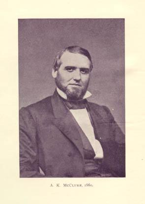 Alexander K. McClure