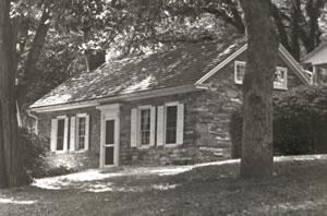 Conrad Weiser Homestead, Womelsdorf, PA.