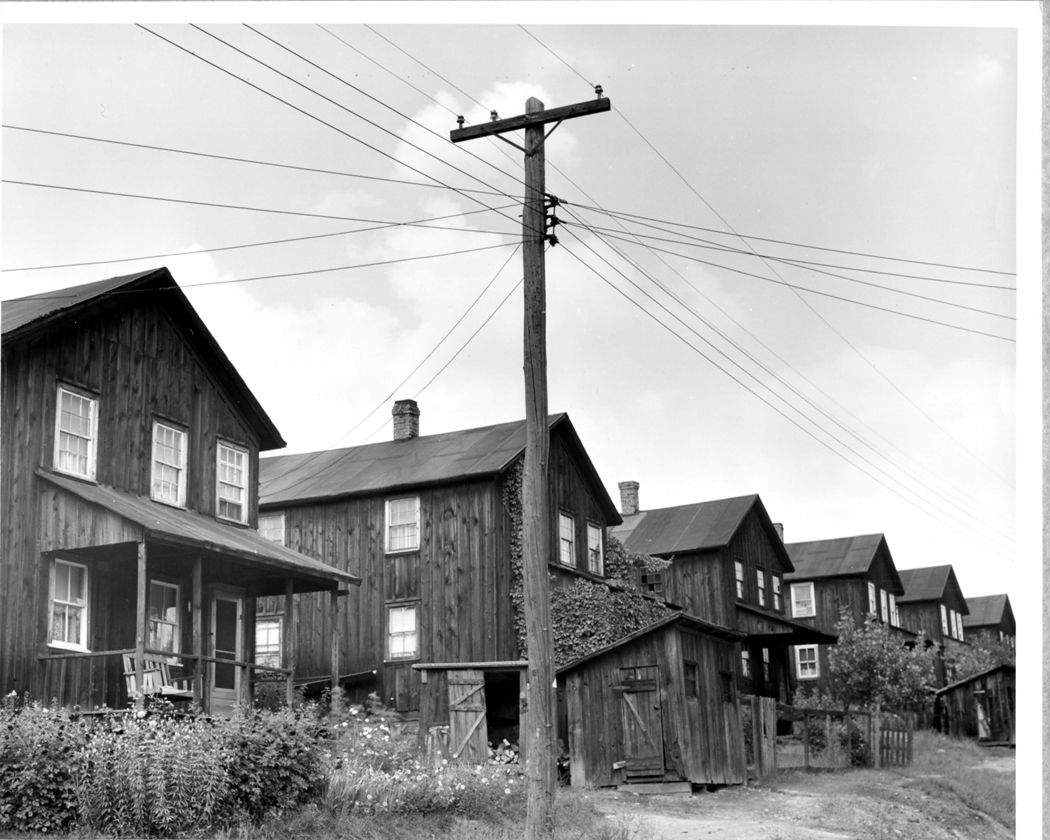 Image for Black and white houses