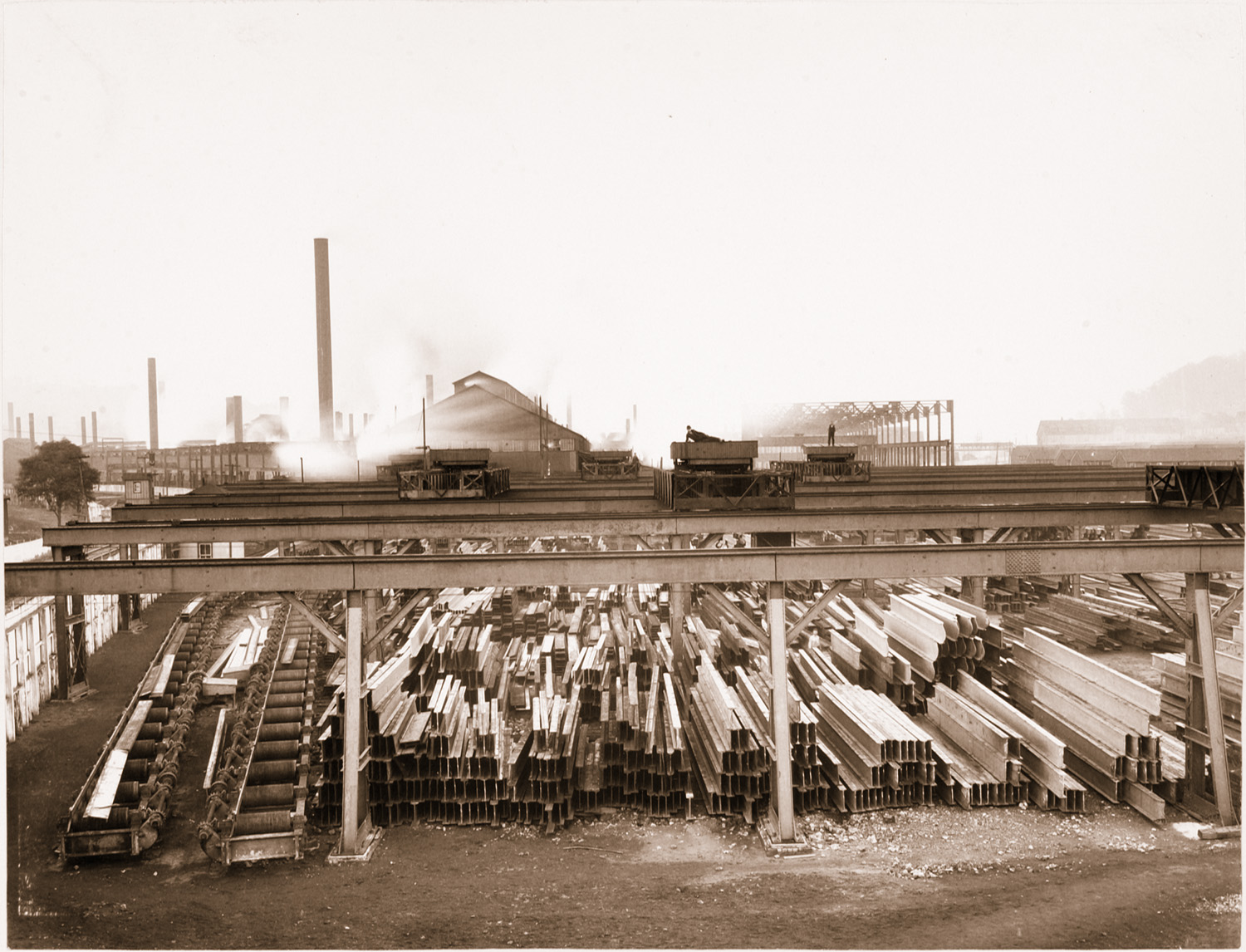 carnegie steel mill company essay Below is an essay on andrew carnegie as a hero touring a british steel mill and witnessing the awesome and higher because with the steel company.