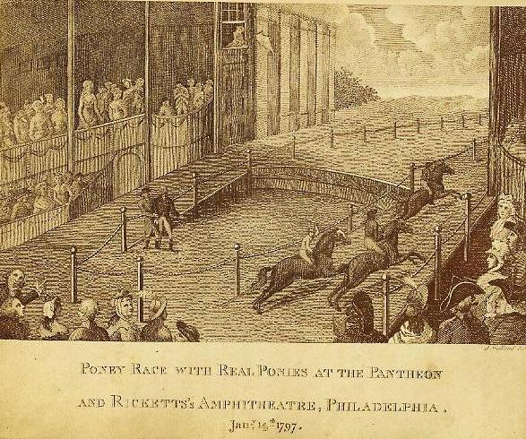 Pony Races at Ricketts
