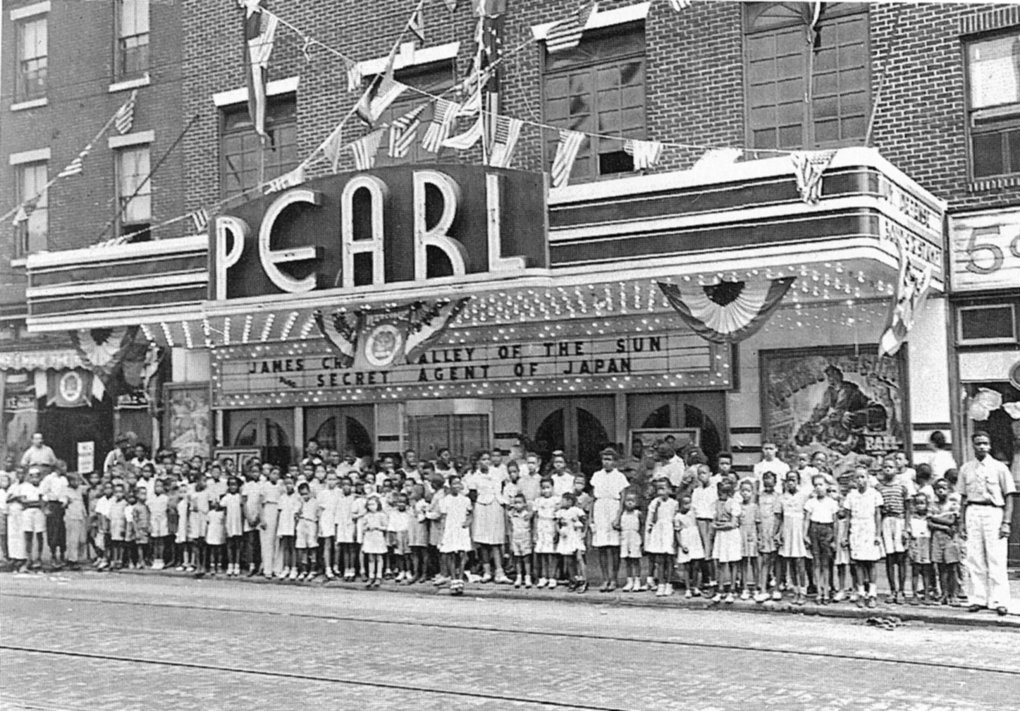 pearl theater early 1900s philadelphia theaters