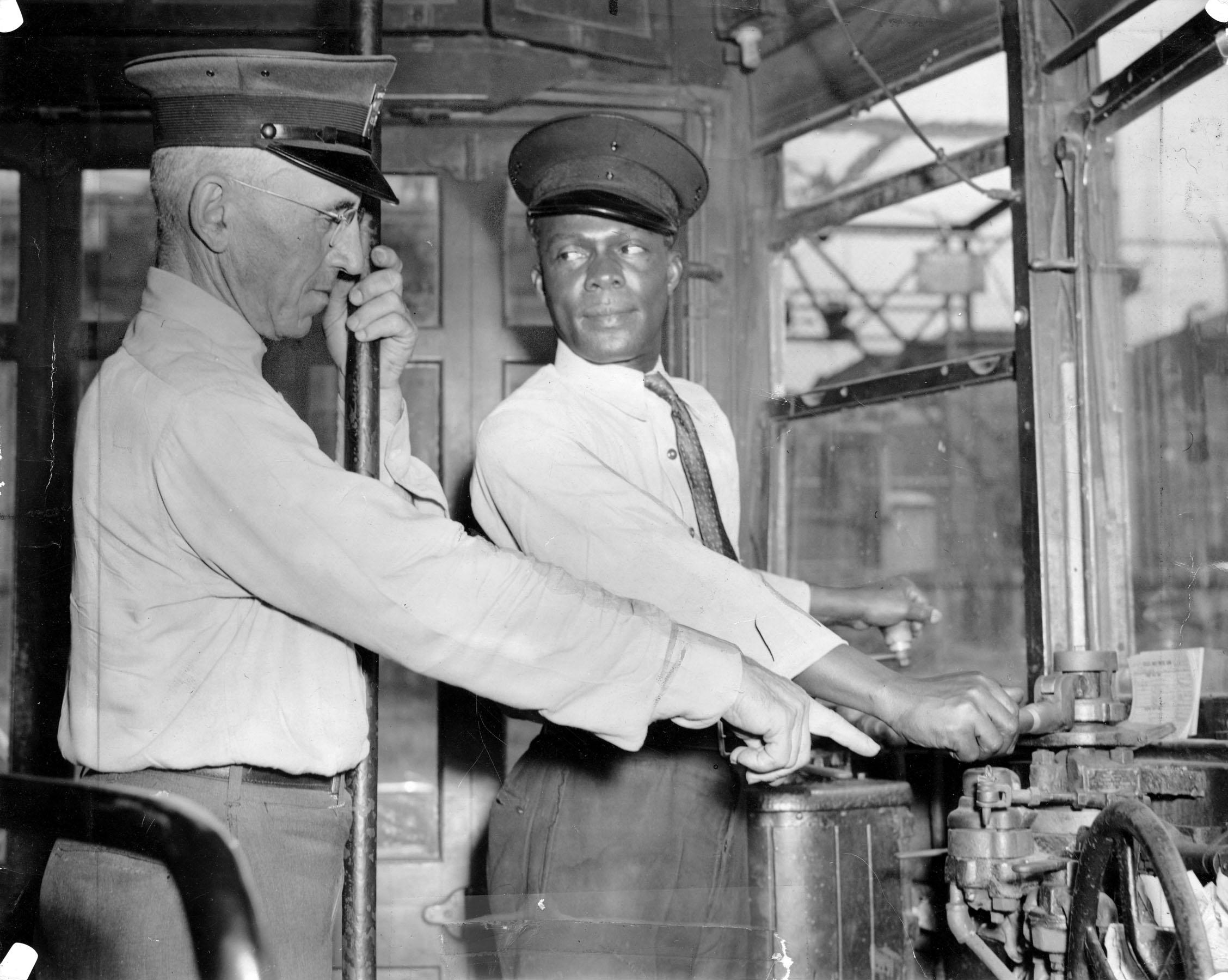 PTC strike 1944