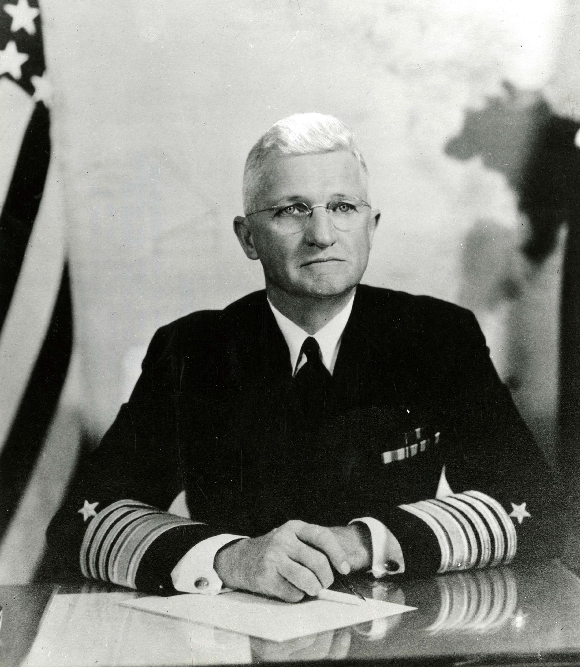 Admiral fired gambling